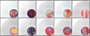 TARP - LATHE - SET - FEEDING TUBE RECORDS