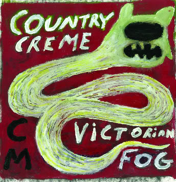 Charlie McAlister - Country Creme / Victorian Fog