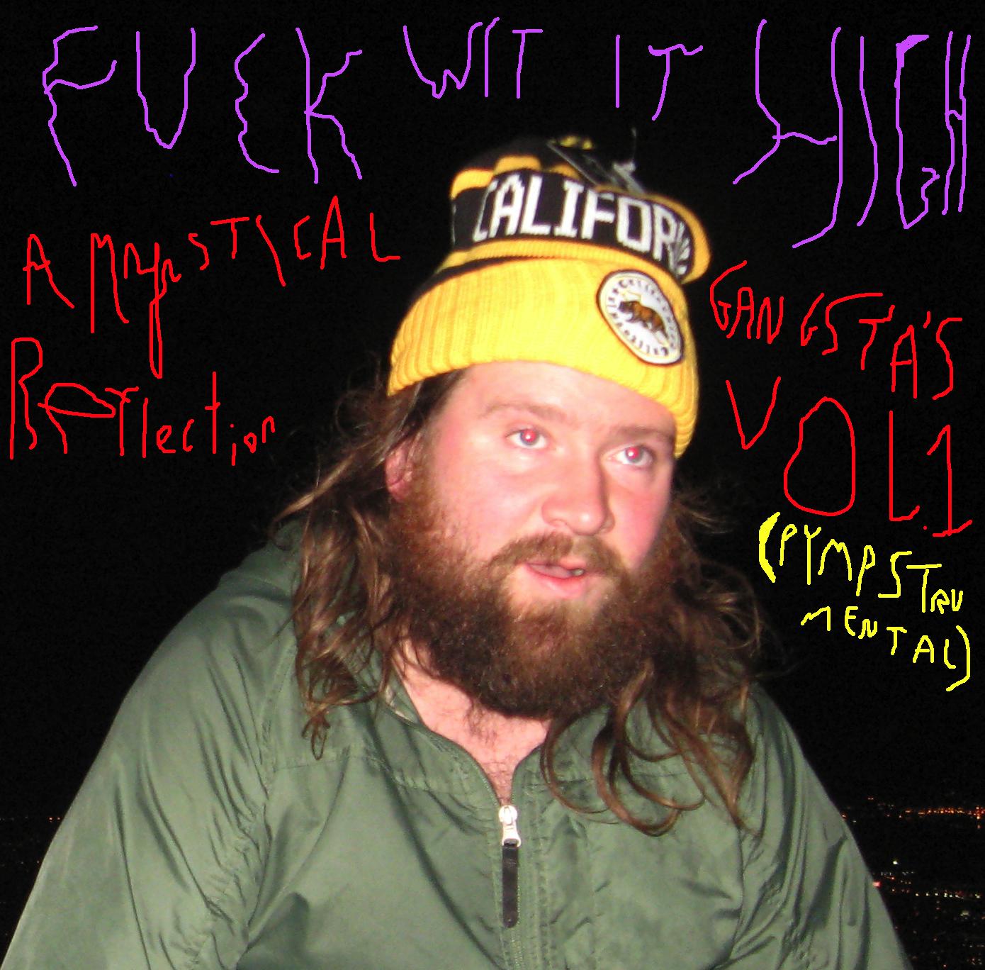 Mystical Gangsta - Frank Hurricane