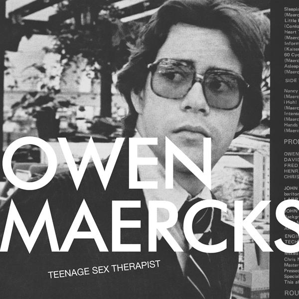 Owen Maercks Teenage Sex Therapist