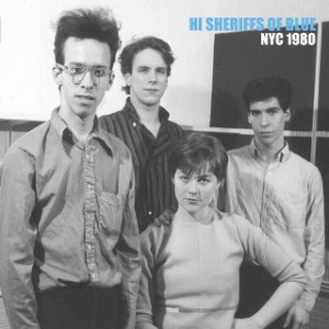 Hi Sherrifs of Blue - NYC 1980