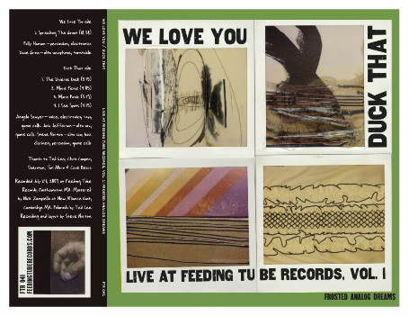 We Love You / Duck That - Vinyl - Out Of Print