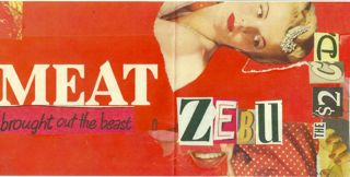 THE $2 CD - ZEBU! - OUT OF PRINT